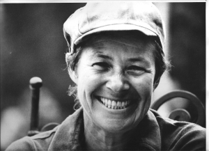 Elaine Feder's Smile