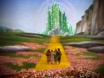 The Emerald City in the Wizard of Oz